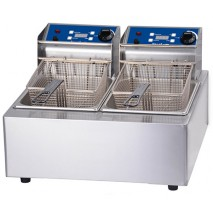 Birko Fryer - Double 5L-2x10amp
